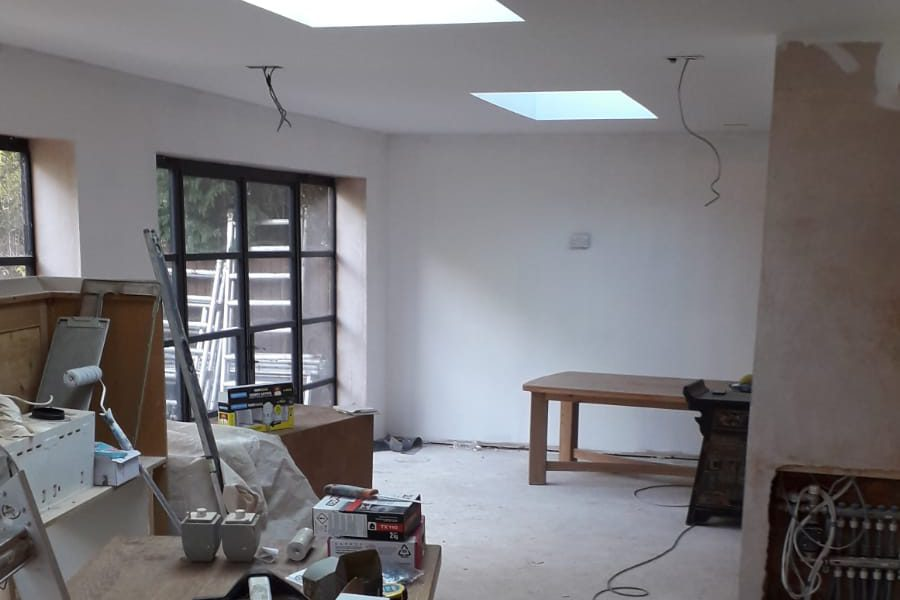 Professional Interior Plastering Workmanship
